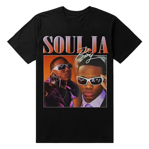 Soulja Boy Vintage Style T-Shirt - Premium Quality