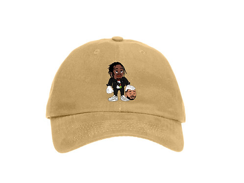 Cartoon Story of Adidon Baseball Dad Cap - Premium Quality