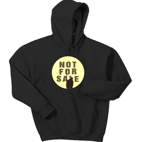 Not For Sale Hoodie - Premium Quality