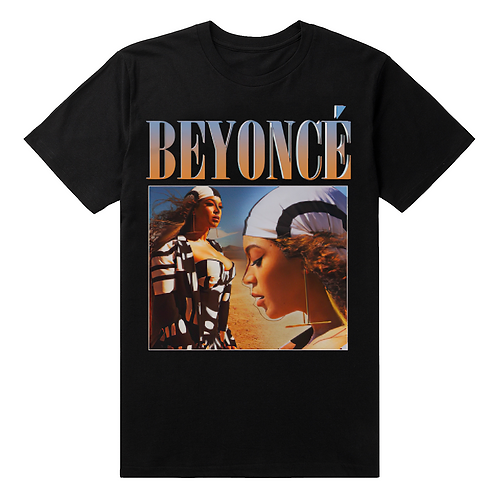 Beyonce Vintage Style T-Shirt - Premium Quality