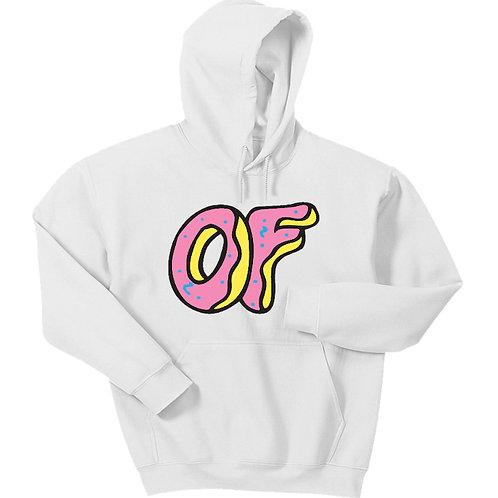 Odd Future Donut Logo Hoodie - Premium Quality