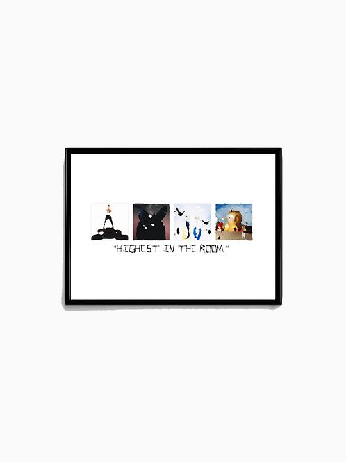 Travis Classics Poster - Premium Quality