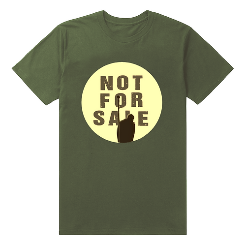 Not For Sale T-Shirt - Premium Quality