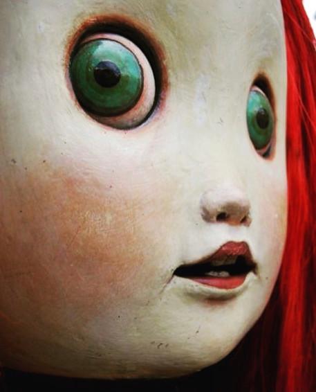 Googly Redhead (2009)