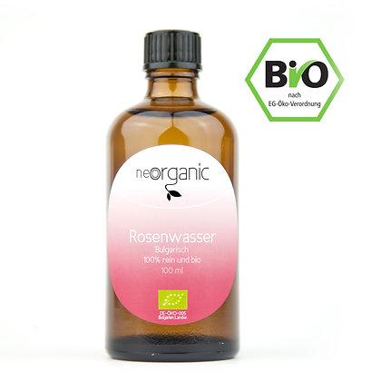 Bio-Rosenwasser