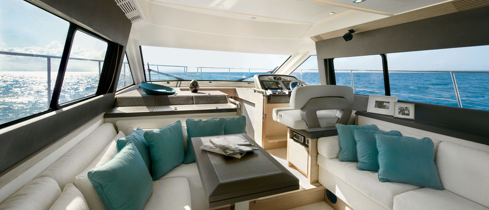 Beneteau Monte Carlo 5S at the Boat Exchange