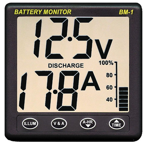Nasa Clipper BM-1 Battery Monitor