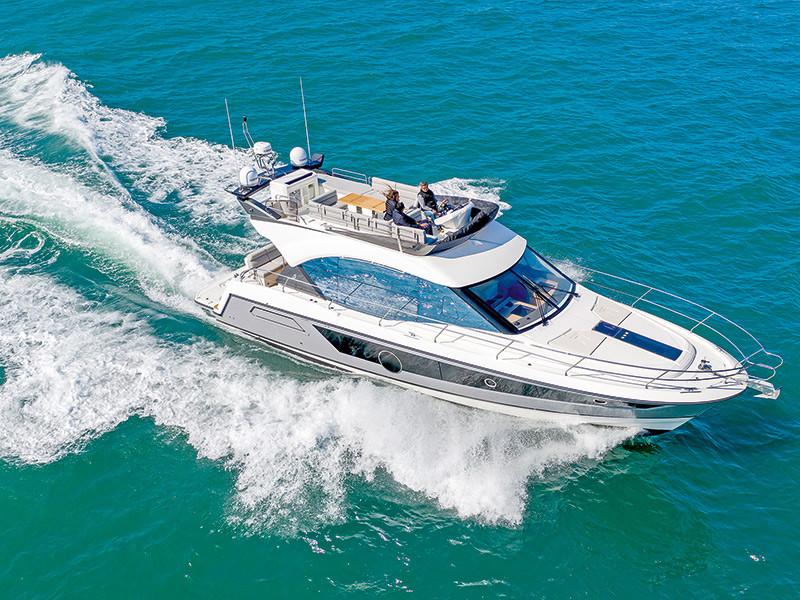 Beneteau Monte Carlo 52 by Boat Exchange