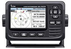 Icom AIS Plymouth Marine Electronics