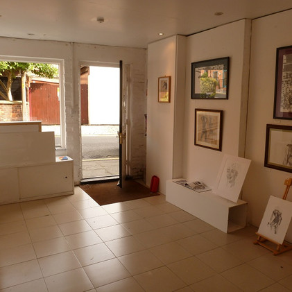 New Contemporaries Exhibition