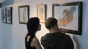 Colour, Pencil & Paint Exhibition at Blue Owl Art