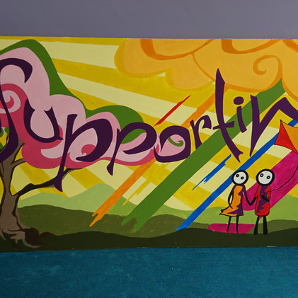 Leap 'Values' Mural Project