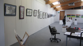 'A Pause For Thought' Exhibition, April 2018