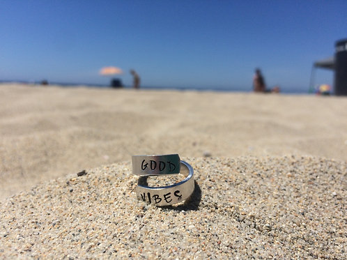 Good Vibes Ring
