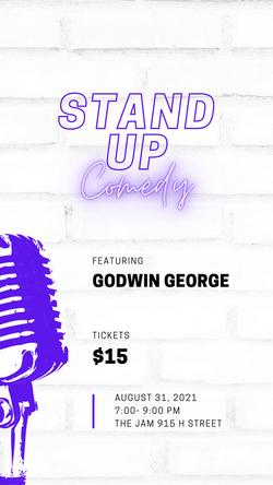 Godwin George comedy 1