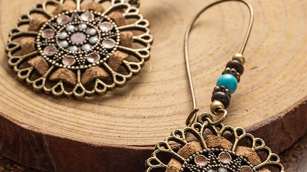 Crafted Earrings