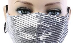 Sequins mask