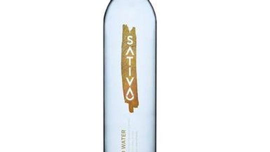 Sativa Water - CBD Drink - 1 Liter - 25mg