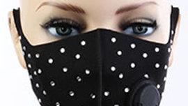 Black Mask Big Bling