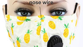 Pinapple Mask