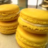 We have Lemon French MACARONS today!! #macarons #bestbakeryintown #phillysupportphilly #phillyfoodie #treatyoself #phillybakery #bakedwithlo