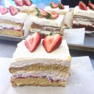 Strawberry Shortcake!!! 🍓🍰 #sweetescap