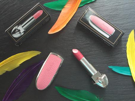 Guerlain Rouge G Lipstick #77 или новая игра для адептов бренда
