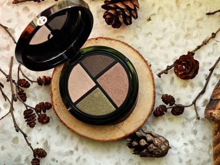 Giorgio Armani 4 Creamy Powders Eyeshadow Palette  #6 Incognito