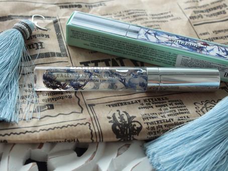 Darphin Petal Infusion Lip Oil Blue Cornflower