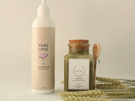 Pure Love - чистая забота о вашей коже