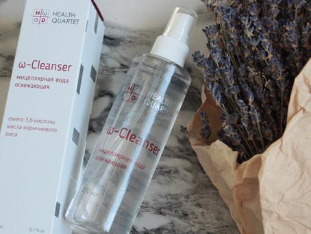 Health Quartet W-Cleanser - Освежающая мицеллярная вода