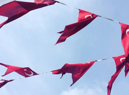 Один день. Бегом по Стамбулу