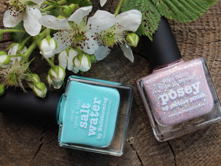 Picture Polish Salt Water&Posey