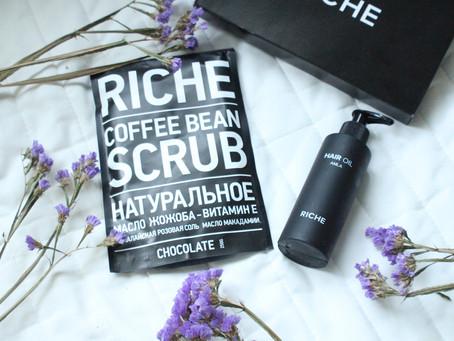 Riche Coffee Bean Scrub & Amla Hair Oil