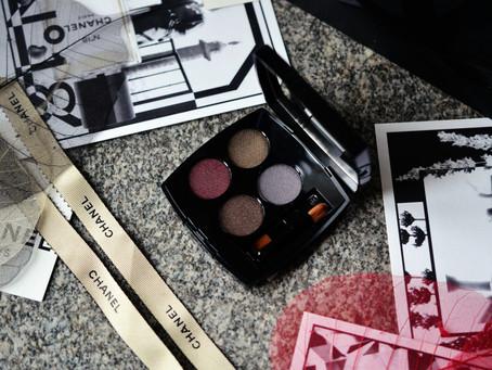Chanel Les 4 Ombres 332 Noir Supreme