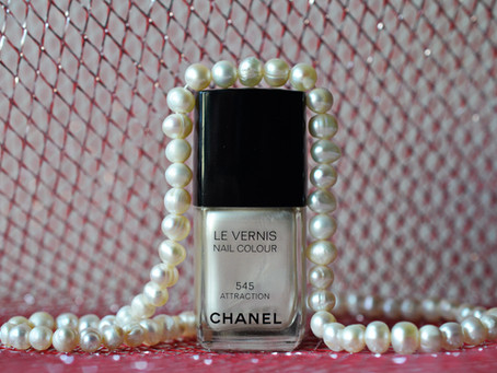 Chanel Le Vernis Attraction #545