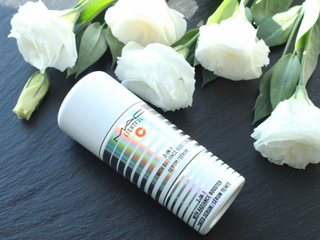 MAC Lightful C 2-in-1 Tint & Serum with Radiance Booster #Medium