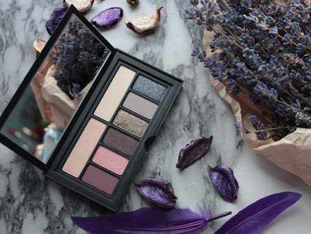 Smashbox+The Hoodwitch Cover Shot Crystalized Eye Palette