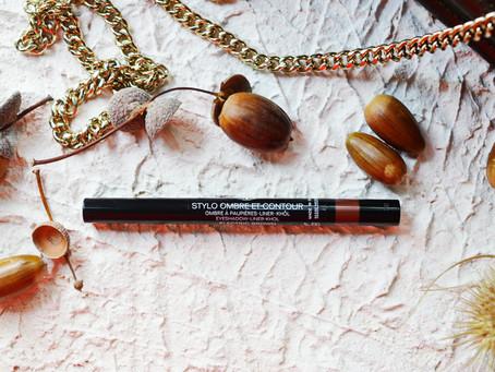 Chanel Stylo Ombre Et Ombr Et Contour #4 Electric Brown