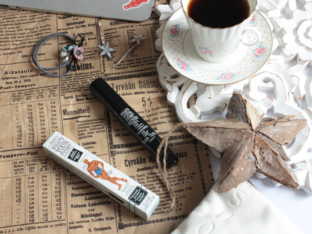 The Diary of Mascara - The Balm What's Your Type Black Mascara