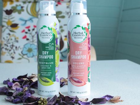 Сухие шампуни Herbal Essences