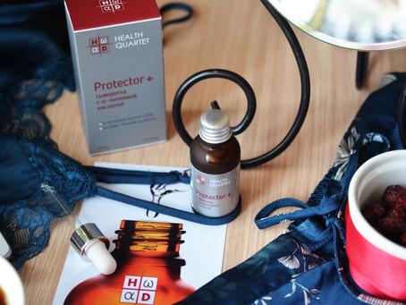 Сыворотка с альфа-липоевой кислотой  Protector+ от Health Quartet