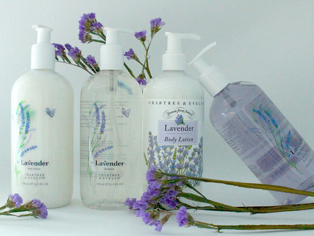 Crabtree&Evelyn Lavender Care