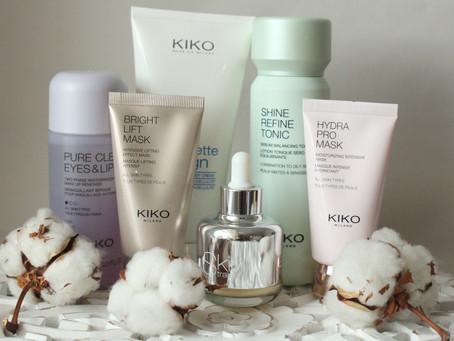 Kiko Milano Skincare