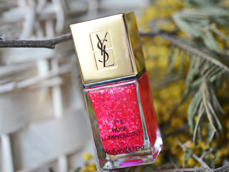 YSL 113 Rose Luminescent