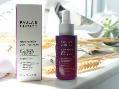 Paula's Choice 20% Niacinamide Treatment - секретный ингредиент