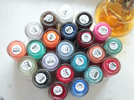 Uslu Airlines Nail Polish Collection