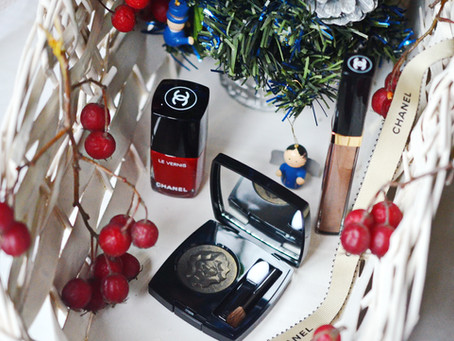 Chanel Makeup Collection Holiday 2018. Part II by OSen