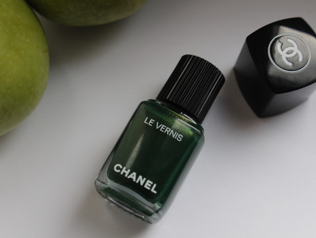 Chanel Le Vernis 536 Emeraude