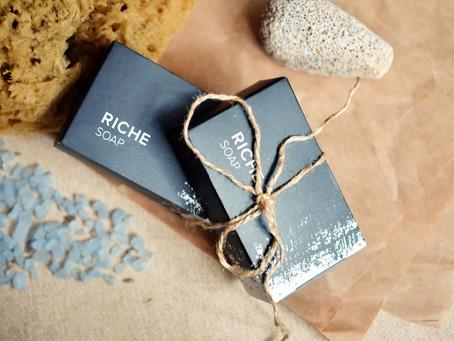 Мыло Riche